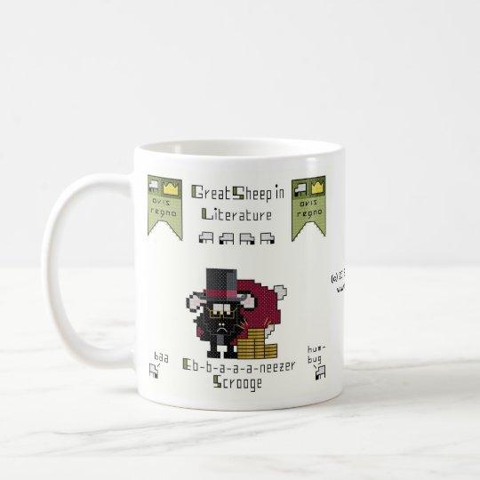 B-a-a-a-h Humbug Christmas Mug