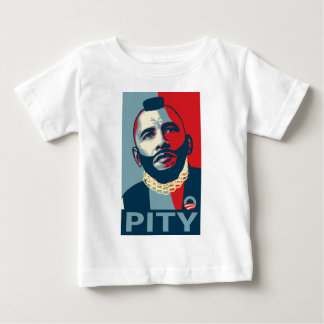 B A Barracus Obama Pity Baby T-Shirt