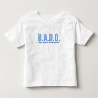 B.A.D.D. - Boys Against Drunk Daddies T-shirt