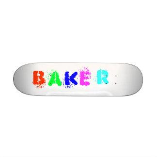 b, a, k, e, r skateboards