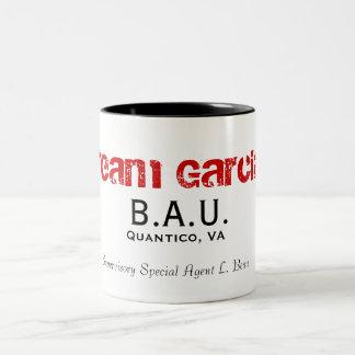 B A U Quantico VA Supervisory Special Agent Mug