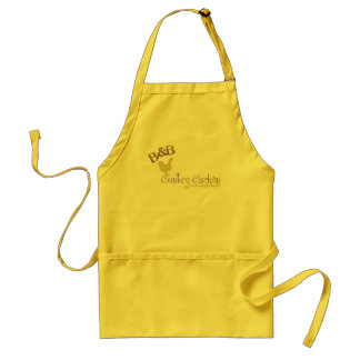 B and B Country Chicken Apron Design 2