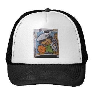 b-ball cap