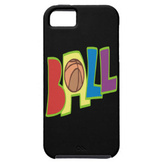 B Ball Case For The iPhone 5