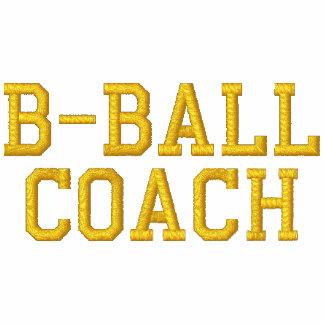 B-BALL COACH TRACK JACKET