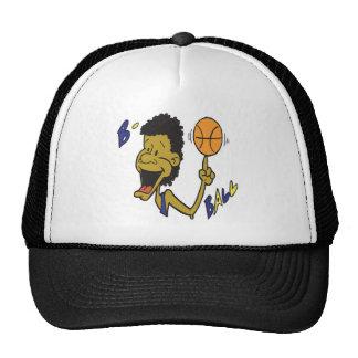 B Ball Mesh Hat