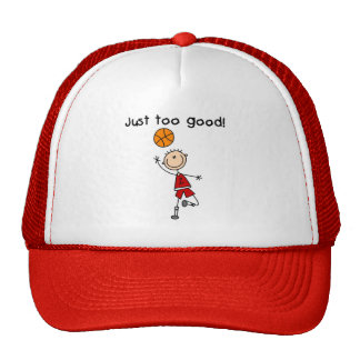 B-Ball Just Too Good Hats