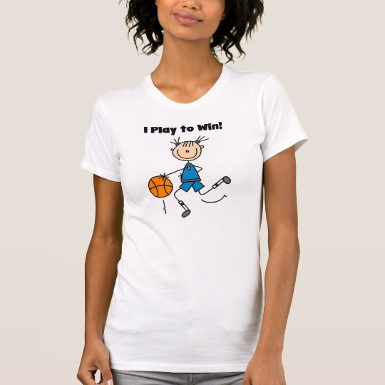 B-Ball Play to Win T-Shirt