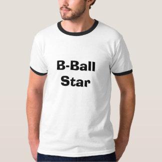 B-Ball Star Tee Shirts
