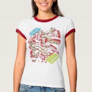 B-boy Cassette Battle T-Shirt