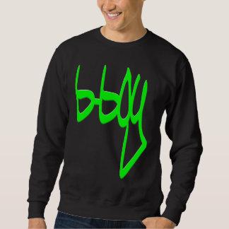 b boy, style GBK GREEN Sweatshirt