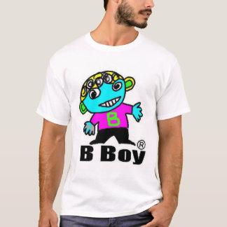 B Boy T-skirt T-Shirt