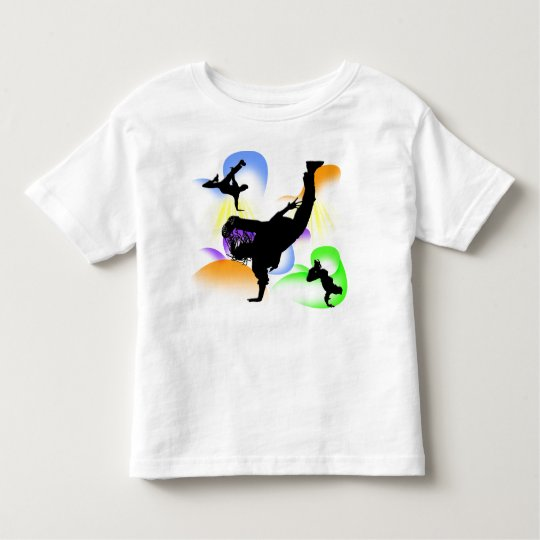 B-boying Toddler T-Shirt