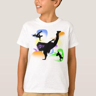 B-boying Tshirts