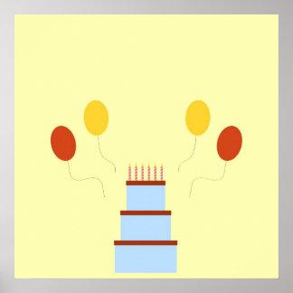 b cake copy poster