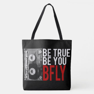 B-FLY TOTE BAG