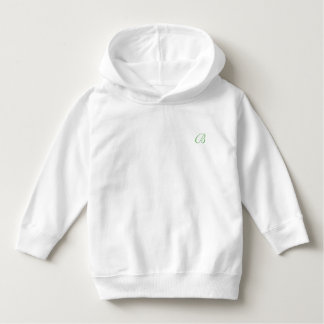 B for Brilliant Toddler Hoodie