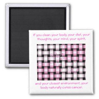 b...forever...aware...breast cancer magnet