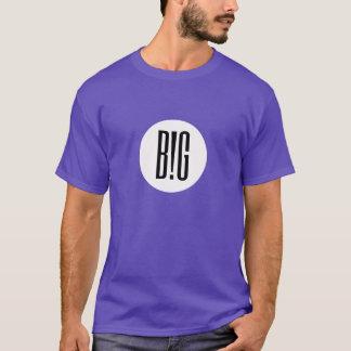 B!G (Crest Logo) Centre T-Shirt
