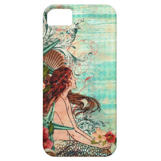 B iPhone 4  Cover  Mermaid  CUSTOMIZE IT!!