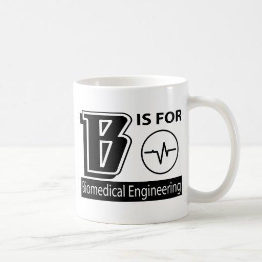 B Is For Biomedical Engineering Mug