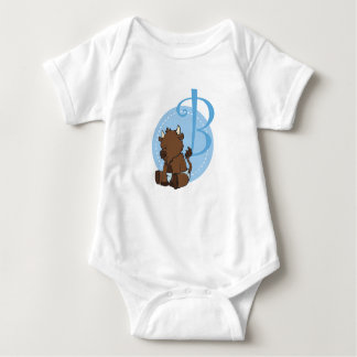 B is for Bison Baby Bodysuit