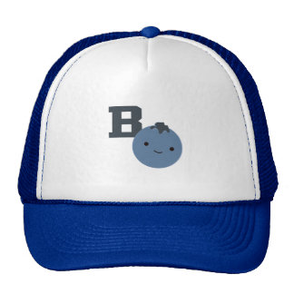 B is for Blueberry Cap