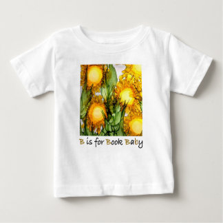 B is for Book Baby—Jersey T Baby T-Shirt