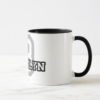 B is for Brooklyn Mug