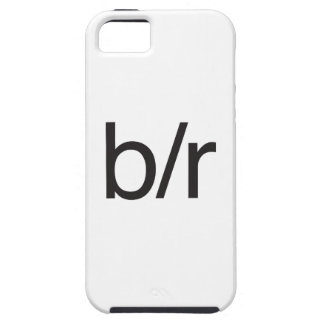b r ai case for iPhone 5/5S