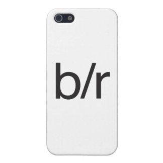 b r ai iPhone 5 cases