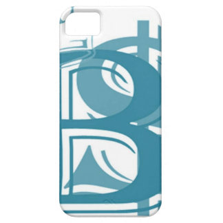 B R Logo Case For iPhone 5/5S