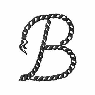 """B"" Rope Alphabet 2.5"""