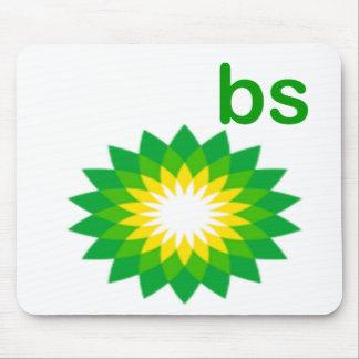 B S Oil Mousepad