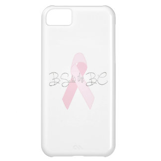 B.S. to the B.C. (Breast Cancer) iPhone 5C Cover