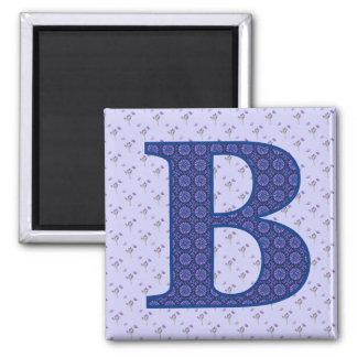 B SQUARE MAGNET