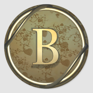 b stickers
