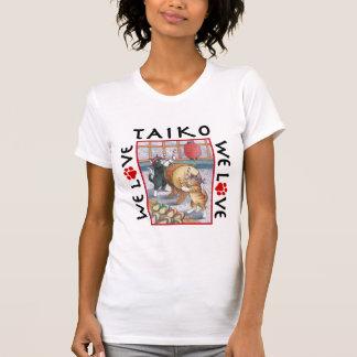 B T We Love Taiko T-Shirt
