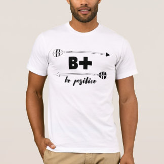 B+ Tee for Archer in Light Colors