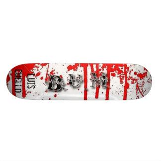 B U M Team Skateboard