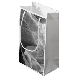B&W Antelope Canyon 2 Small Gift Bag