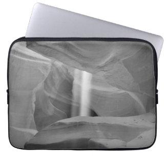 B&W Antelope Canyon 3 Laptop Sleeve