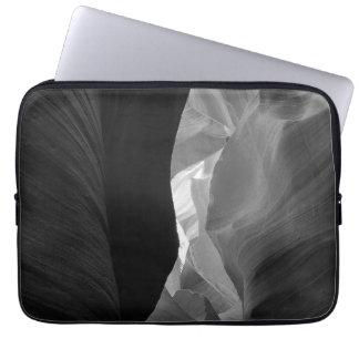 B&W Antelope Canyon 4 Laptop Sleeve