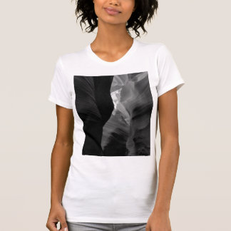 B&W Antelope Canyon 4 T-Shirt