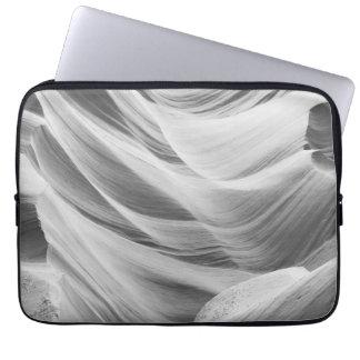 B&W Antelope Canyon 5 Laptop Sleeve