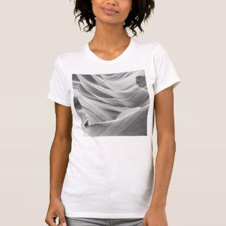 B&W Antelope Canyon 5 T-shirt