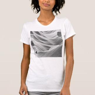 B&W Antelope Canyon 5 T-Shirt