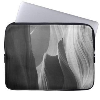 B&W Antelope Canyon 6 Laptop Sleeve