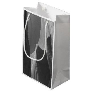B&W Antelope Canyon 6 Small Gift Bag