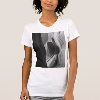 B&W Antelope Canyon 6 T-Shirt